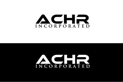 ACHR Incorporated A Logo, Monogram, or Icon  Draft # 10 by mrhai