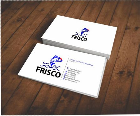 Frisco Consultant Hub Pte Ltd Business Cards and Stationery  Draft # 91 by Deck86