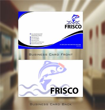 Frisco Consultant Hub Pte Ltd Business Cards and Stationery  Draft # 121 by Deck86