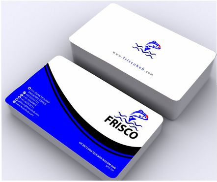 Frisco Consultant Hub Pte Ltd Business Cards and Stationery  Draft # 135 by Deck86