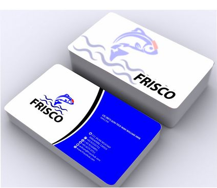 Frisco Consultant Hub Pte Ltd Business Cards and Stationery  Draft # 136 by Deck86