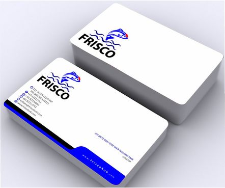 Frisco Consultant Hub Pte Ltd Business Cards and Stationery  Draft # 137 by Deck86