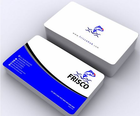 Frisco Consultant Hub Pte Ltd Business Cards and Stationery  Draft # 138 by Deck86