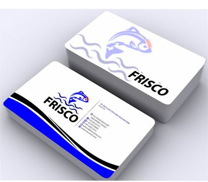 Frisco Consultant Hub Pte Ltd Business Cards and Stationery  Draft # 139 by Deck86