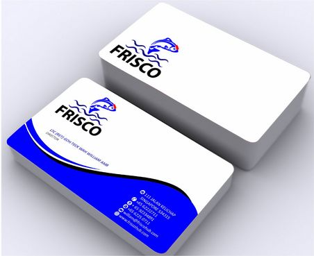 Frisco Consultant Hub Pte Ltd Business Cards and Stationery  Draft # 140 by Deck86