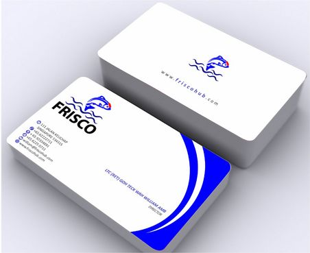 Frisco Consultant Hub Pte Ltd Business Cards and Stationery  Draft # 141 by Deck86