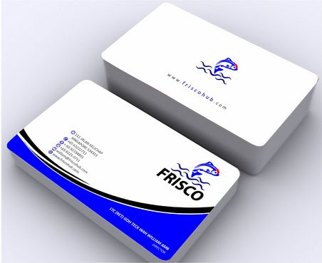 Frisco Consultant Hub Pte Ltd Business Cards and Stationery  Draft # 145 by Deck86