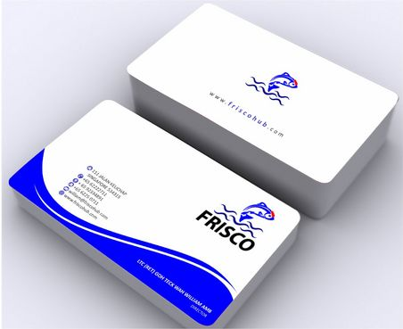 Frisco Consultant Hub Pte Ltd Business Cards and Stationery  Draft # 146 by Deck86