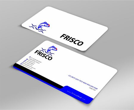 Frisco Consultant Hub Pte Ltd Business Cards and Stationery  Draft # 150 by Deck86
