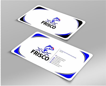 Frisco Consultant Hub Pte Ltd Business Cards and Stationery  Draft # 151 by Deck86