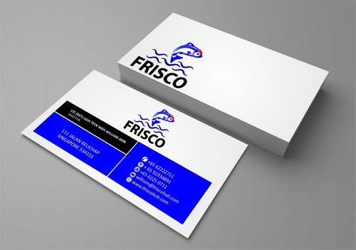 Frisco Consultant Hub Pte Ltd Business Cards and Stationery  Draft # 155 by Deck86