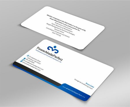 Performance and Functional Training for Life Business Cards and Stationery  Draft # 167 by Deck86