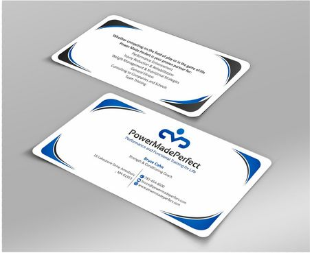 Performance and Functional Training for Life Business Cards and Stationery  Draft # 168 by Deck86