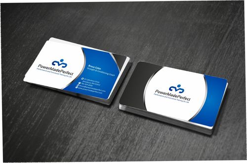 Performance and Functional Training for Life Business Cards and Stationery  Draft # 169 by Deck86
