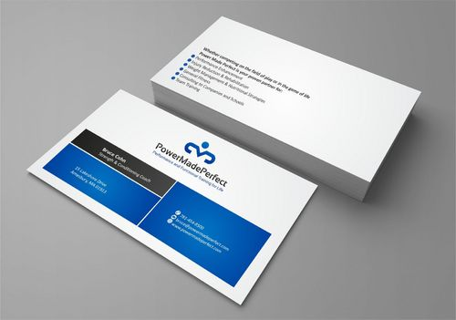 Performance and Functional Training for Life Business Cards and Stationery  Draft # 172 by Deck86
