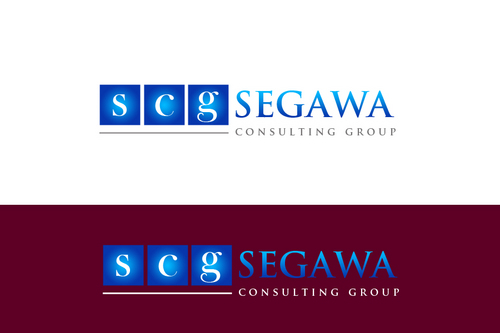 Segawa Consulting Group A Logo, Monogram, or Icon  Draft # 55 by mrhai