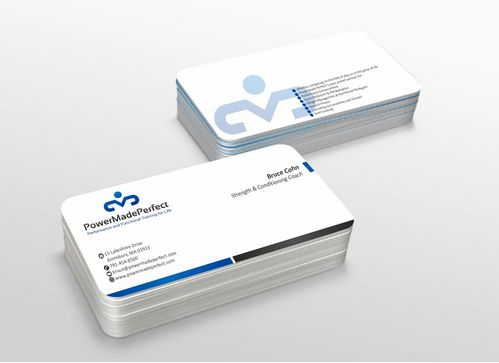 Performance and Functional Training for Life Business Cards and Stationery  Draft # 198 by xtremecreative3