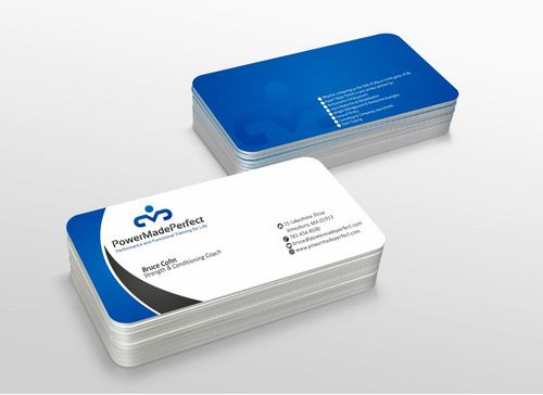 Performance and Functional Training for Life Business Cards and Stationery  Draft # 199 by xtremecreative3