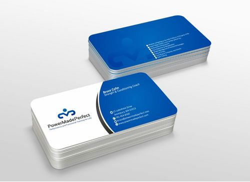 Performance and Functional Training for Life Business Cards and Stationery  Draft # 201 by xtremecreative3