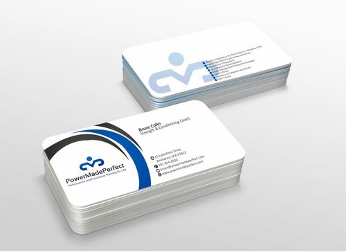 Performance and Functional Training for Life Business Cards and Stationery  Draft # 202 by xtremecreative3