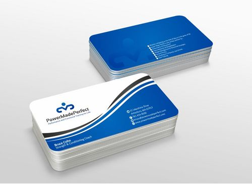 Performance and Functional Training for Life Business Cards and Stationery  Draft # 206 by xtremecreative3