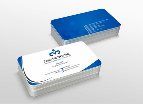 Performance and Functional Training for Life Business Cards and Stationery  Draft # 210 by xtremecreative3