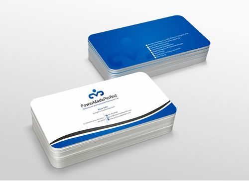 Performance and Functional Training for Life Business Cards and Stationery  Draft # 212 by xtremecreative3