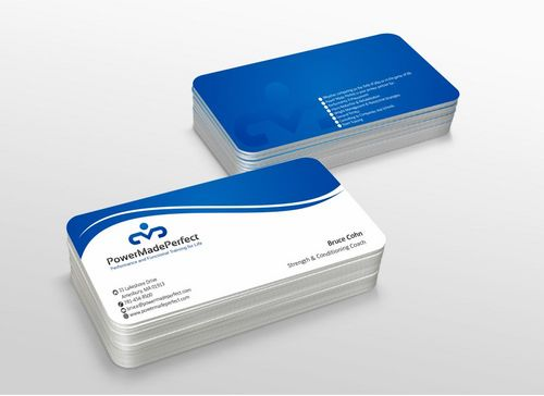 Performance and Functional Training for Life Business Cards and Stationery  Draft # 214 by xtremecreative3