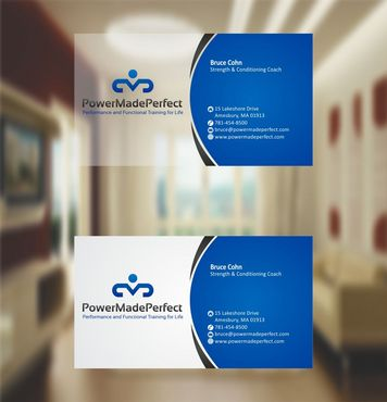 Performance and Functional Training for Life Business Cards and Stationery  Draft # 217 by xtremecreative3