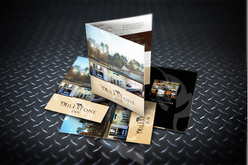 Brochure  Marketing collateral  Draft # 60 by asifwarsi