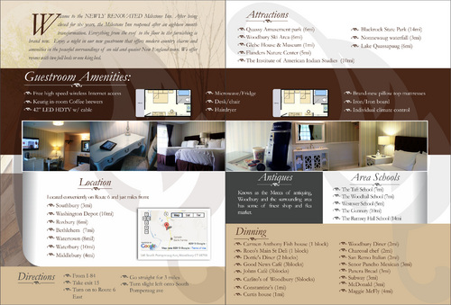 Brochure  Marketing collateral  Draft # 62 by asifwarsi