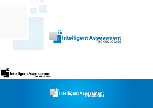 Intelligent Assessment Technologies Logo Winning Design by PTGroup