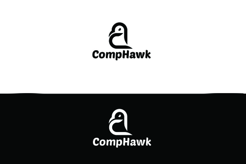 CompHawk A Logo, Monogram, or Icon  Draft # 51 by ismailbn08