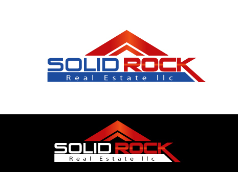 SOLID ROCK Real Estate llc A Logo, Monogram, or Icon  Draft # 114 by 7973331