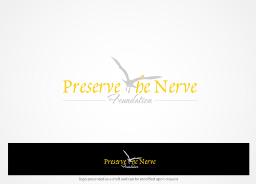 Preserve the Nerve Foundation A Logo, Monogram, or Icon  Draft # 51 by hands4art