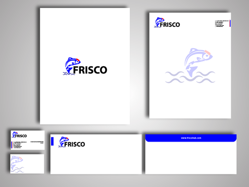 Frisco Consultant Hub Pte Ltd Business Cards and Stationery  Draft # 157 by kenjitheslasher