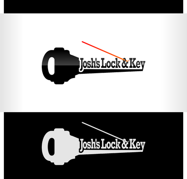 Josh's Lock & Key A Logo, Monogram, or Icon  Draft # 5 by HerryReggaestrix