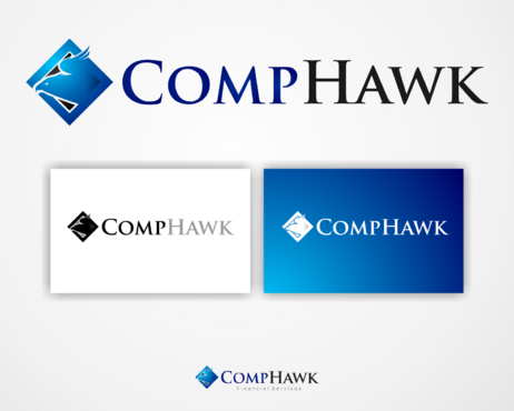 CompHawk A Logo, Monogram, or Icon  Draft # 57 by Graphicon