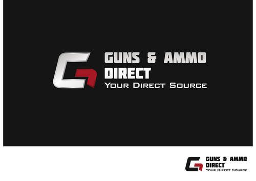 Guns & Ammo Direct or GAD  A Logo, Monogram, or Icon  Draft # 23 by ferkysign