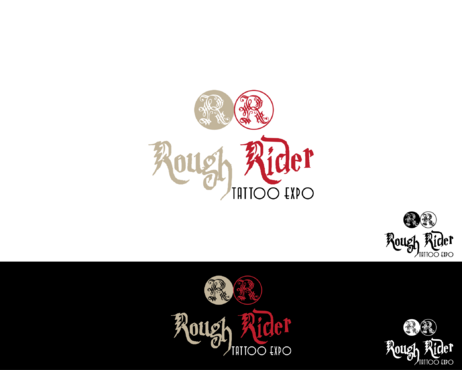 Rough Rider Tattoo Expo A Logo, Monogram, or Icon  Draft # 27 by uniquelogo