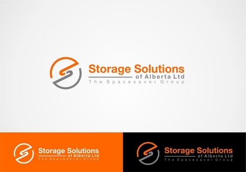 Storage Solutions of Alberta Ltd. A Logo, Monogram, or Icon  Draft # 53 by KejamDia