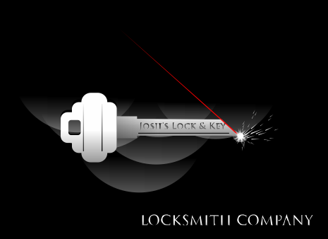 Josh's Lock & Key A Logo, Monogram, or Icon  Draft # 10 by antos
