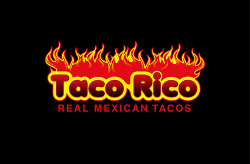 Taco Rico  A Logo, Monogram, or Icon  Draft # 293 by uakharadi