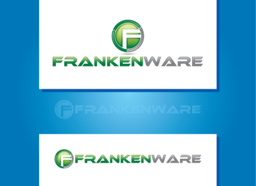 Frankenware A Logo, Monogram, or Icon  Draft # 6 by ovidesigns