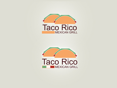 Taco Rico  A Logo, Monogram, or Icon  Draft # 302 by Ljunf
