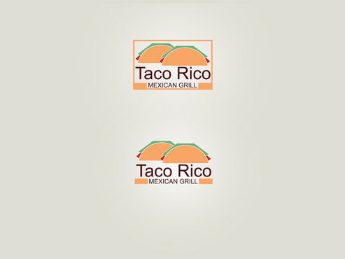 Taco Rico  A Logo, Monogram, or Icon  Draft # 303 by Ljunf
