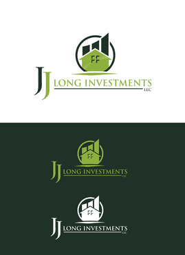 JJ LONG INVESTMENTS , LLC  A Logo, Monogram, or Icon  Draft # 28 by neonlite