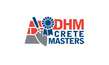 DHM Crete Masters, Inc. (not sure if it needs to be in design but that's the name of company A Logo, Monogram, or Icon  Draft # 38 by jldesigners