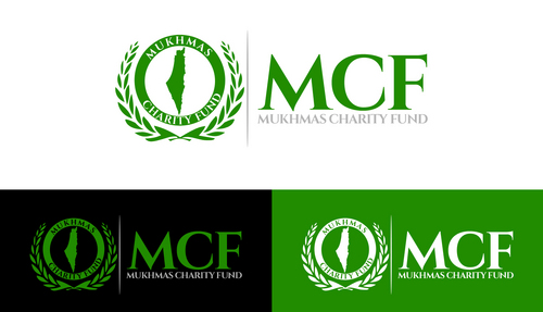 Mukhmas Charity Fund Logo Winning Design by PAVIAN