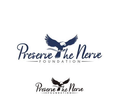 Preserve the Nerve Foundation A Logo, Monogram, or Icon  Draft # 89 by otakkecil